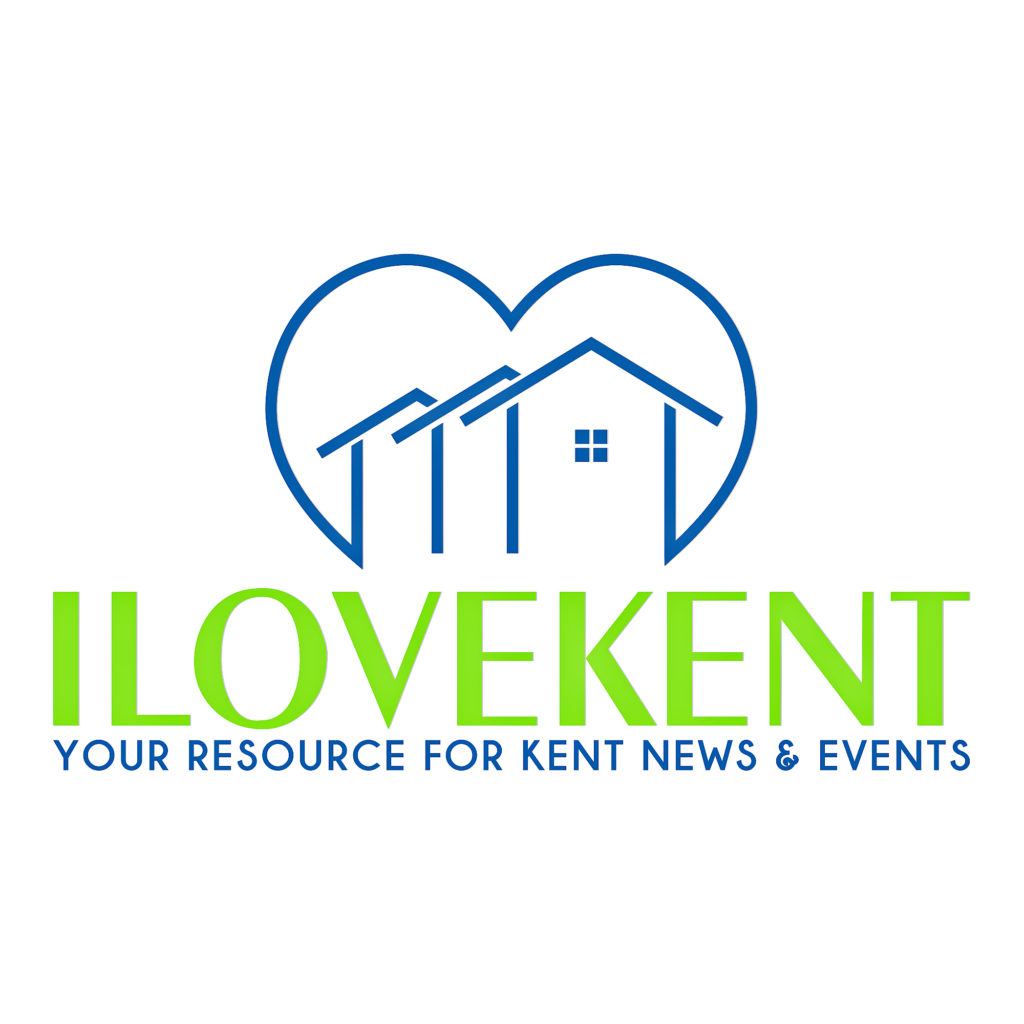 ILoveKent has a new logo to celebrate our 10th year.
