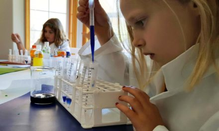 "Witty Scientists: ""Infecting"" Kids with Curiosity"