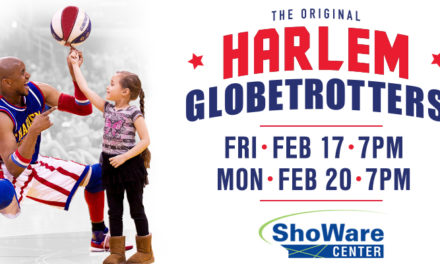 Harlem Globetrotters Return to Kent Feb. 17 & 20, 2017