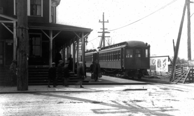History of the Interurban Trail