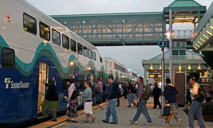 Sound Transit to Hold Public Meetings Feb. 8-9 to Discuss Kent & Auburn Station Access Improvements