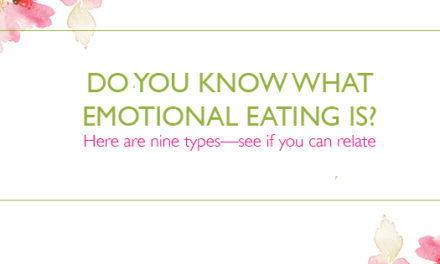 Blissfully Healthy: Are You An Emotional Eater?