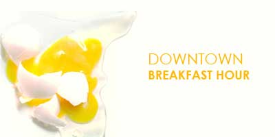 KDP to Host Downtown Breakfast Hour, Feb. 17