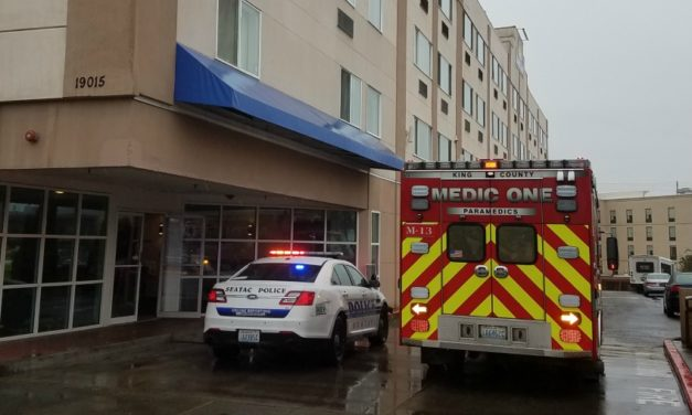 Young Boy Falls from 2nd Floor Window at SeaTac Motel