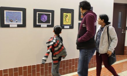 Students Share Talent at the Kent Student Art Walk