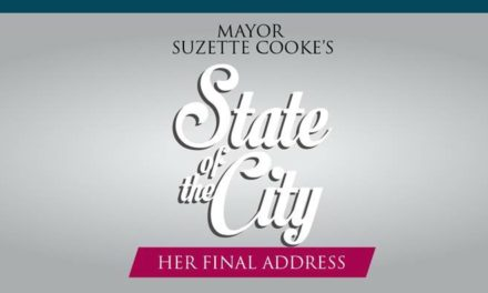 Mayor Suzette Cooke's State of the City: April 5, 2017