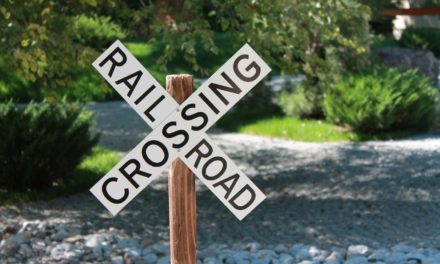 Trains, Trains and Crossing Arms
