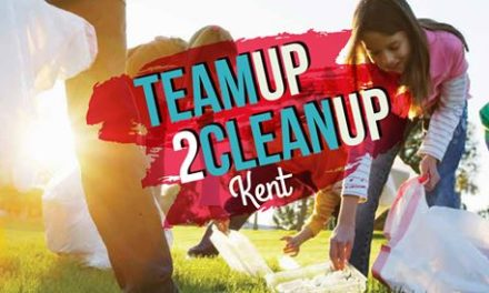 May 13 is Team Up 2 Clean Up Day in Kent