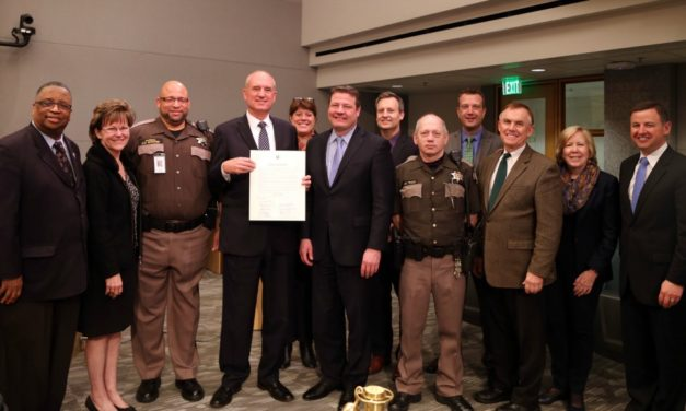 King County Council Recognizes Police Week, May 14-20, 2017