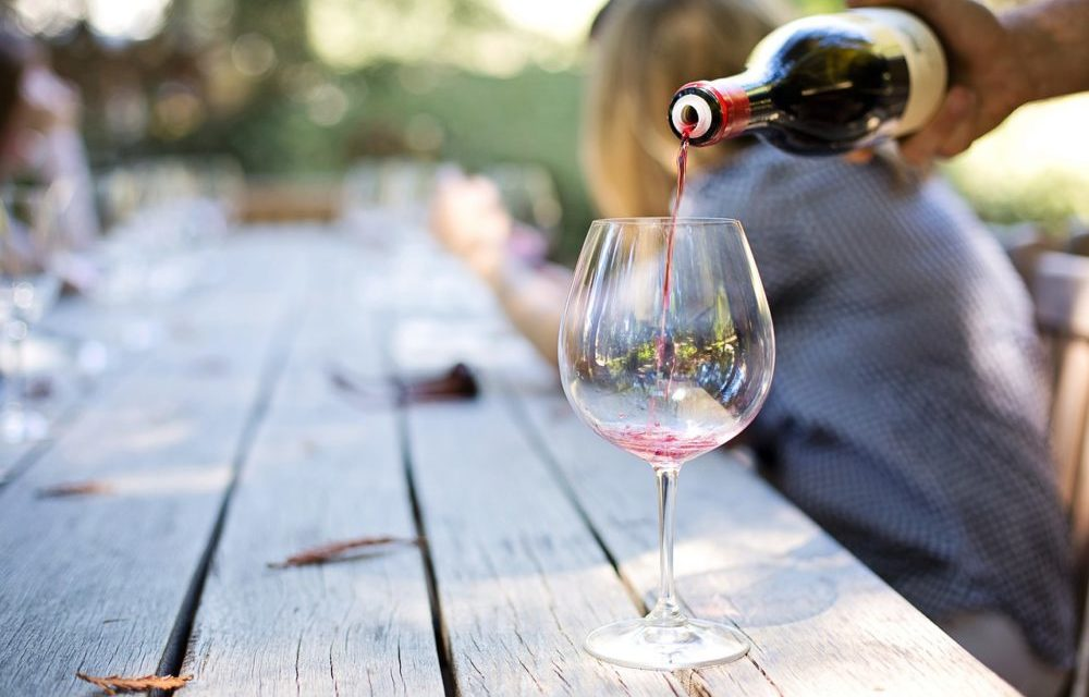 KDP to Host Wine Walk May 19, 2017