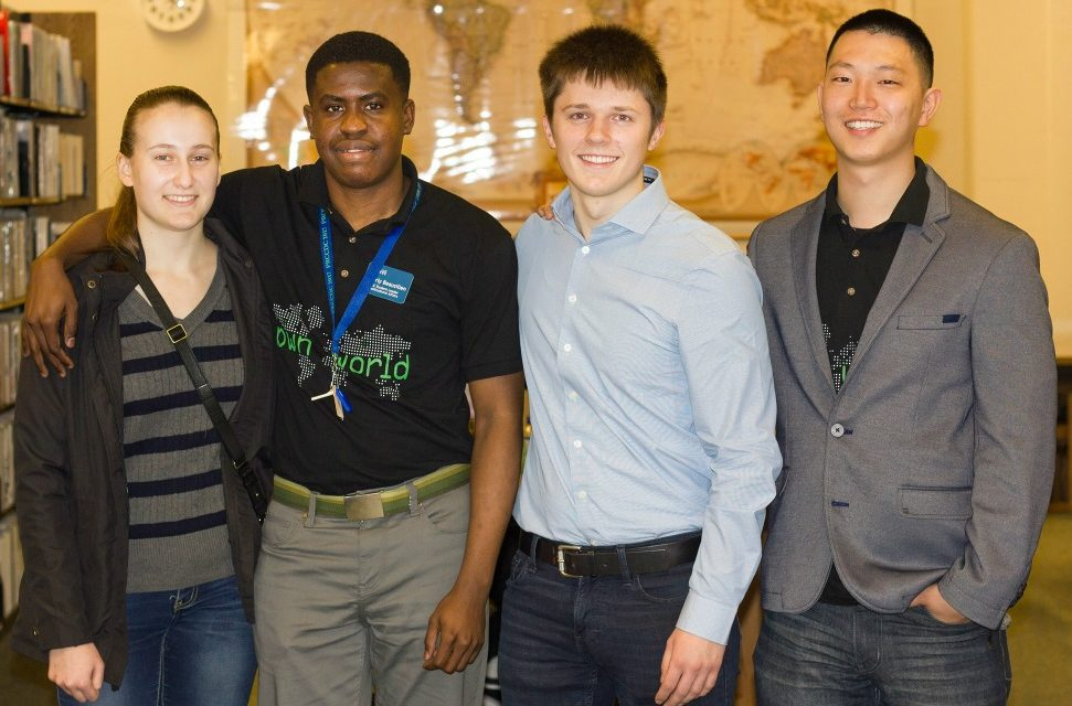 Kent Students to Participate in First Worldwide Cyber Defense Event