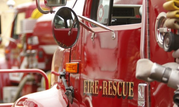 Puget Sound RFA Fire Chief Candidates' Reception, July 24