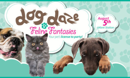 Dog Daze & Feline Fantasies Pet Adoption Event, Aug. 5