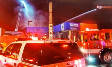 Arson Caused Commercial Fire on Kent's West Hill Friday