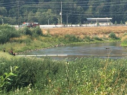 Kent News: HazMat Teams Respond to Possible Leak in Green River