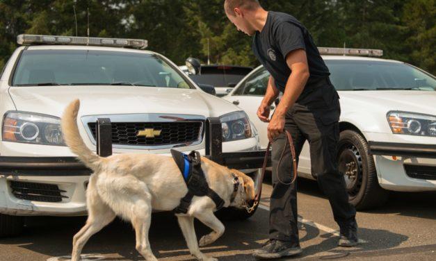 Washington State Patrol to Honor K9 Unit August 15