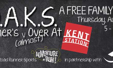 SOAKS: Free Family Event at Kent Station, Aug. 17