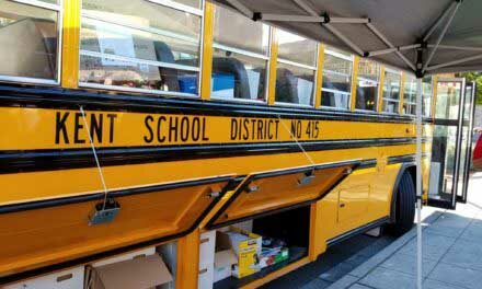 'Fill the Bus' and help local students on Thurs., Aug. 15
