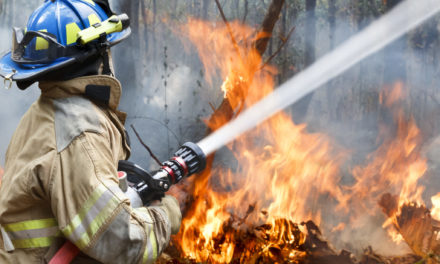 King County Firefighters Head to California to Help Fight Wildfires