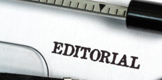 Guest Editorial from Merle Reeder