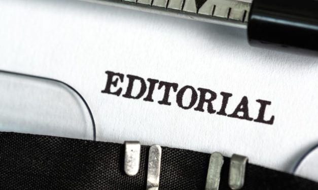 Publisher Editorial: Transparency and My Dual Roles