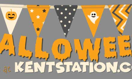 Halloween at Kent Station: Trick-or-treating and Costume Contest