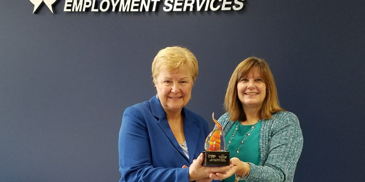 Senator Keiser Honored with CEA Award