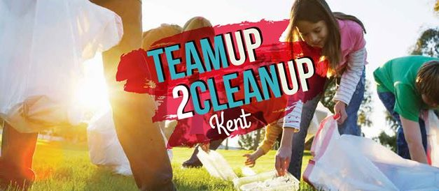 The next 'TeamUp2CleanUp' event will be Saturday, May 12