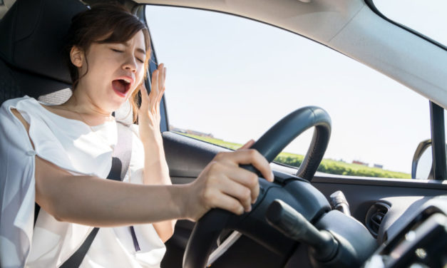 Drowsy Driving Awareness and Prevention Week Starts Tomorrow