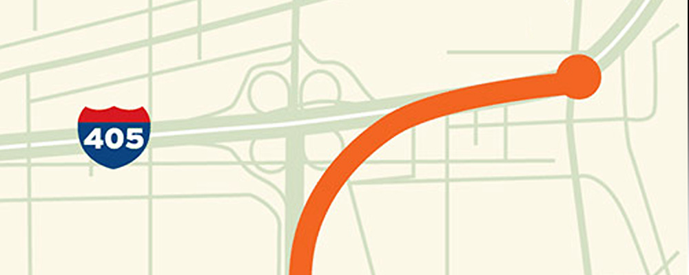 Traffic shift coming to I-405 near SR 167 interchange this week
