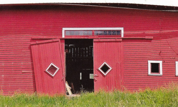 Save the historic Dvorak Barn