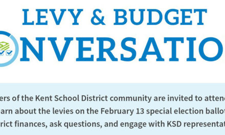 Kent School District holding six public meetings to discuss upcoming Levy
