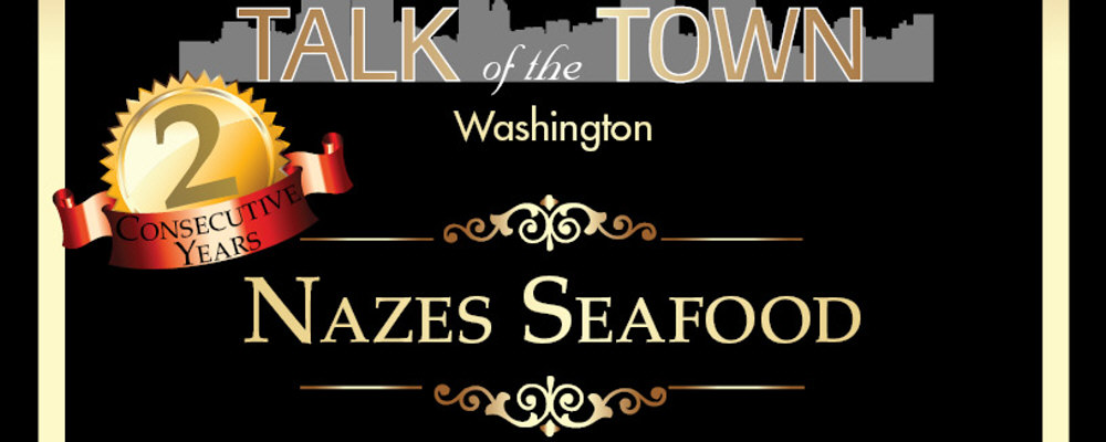 Places I Eat: Nazes Seafood