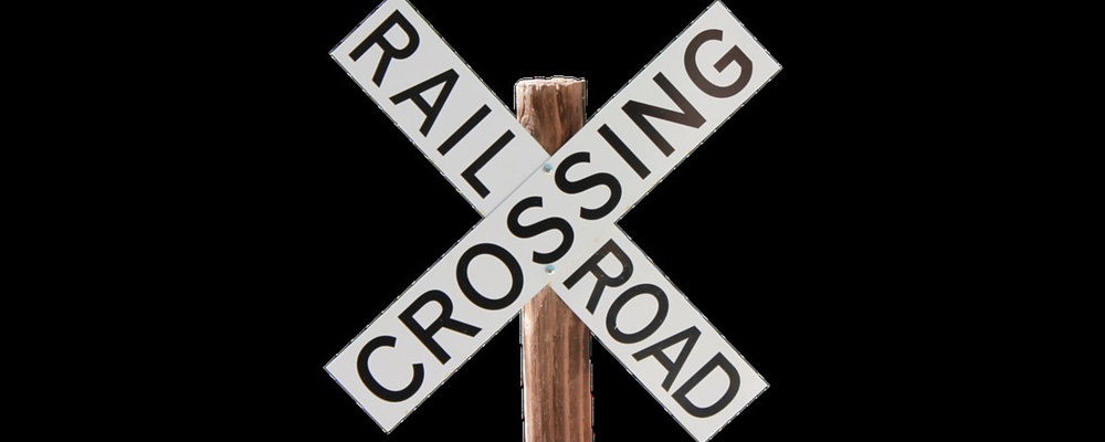 TRAFFIC ALERT: Railroad crossing closures start Saturday, Feb. 17