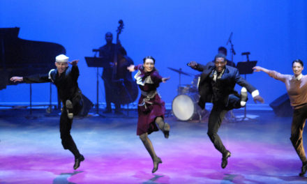 Tapestry Dance Company will tap (dance) into Kent's Spotlight Series Jan. 26
