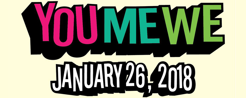 Entertainment lineup announced for free 'You Me We' festival Jan. 26