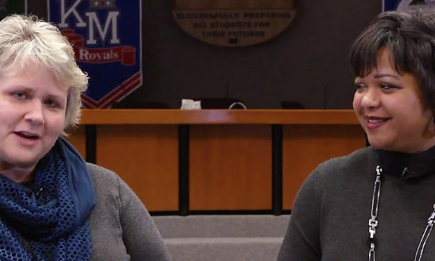 VIDEO: Mayor Dana Ralph interviews School Board Director Denise Daniels
