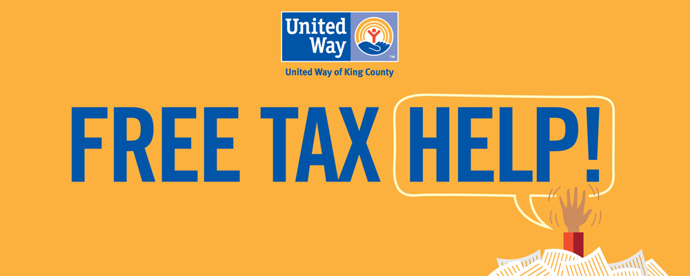 FREE Tax Help available in area through April 19