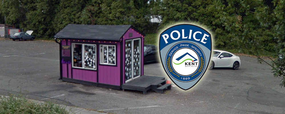 Kent Police investigating early morning Bikini Barista stand sexual assault