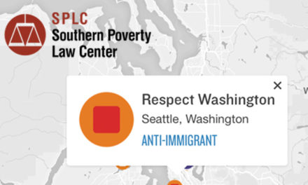 'Respect Washington' group classified as hate group by SPLC