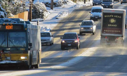 City of Kent's Public Works kept city's streets open during last snowstorm