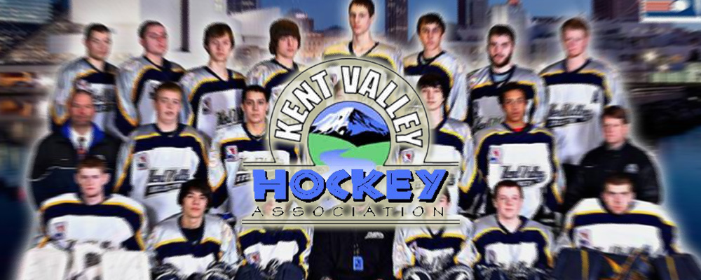 Try Hockey for FREE this Saturday, Feb. 10 at Kent Valley Ice Centre