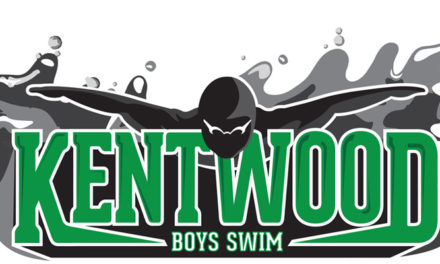 Kentwood High Boys swim team break school records at district meet