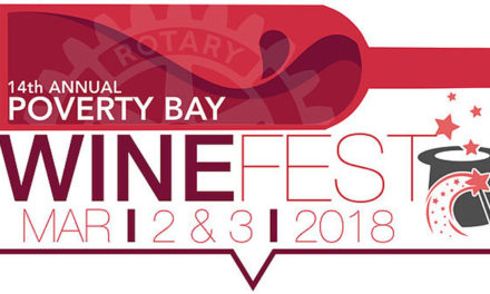 REMINDER: Poverty Bay Wine Festival is this weekend!