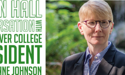 Town Hall Conversation with Green River College President is March 29