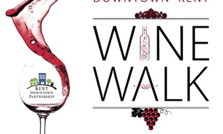 Get discounted tix to Kent Downtown Partnership's Wine Walks NOW