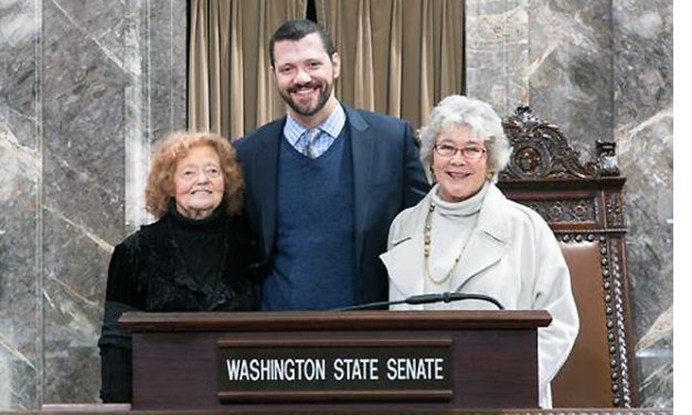 Former Mayor Suzette Cooke honored by Senate for career of service