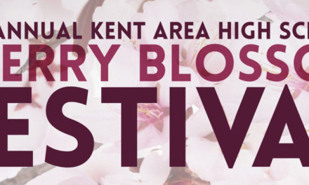 Cherry Blossom Festival will be at Kentridge High on Friday, Mar. 23