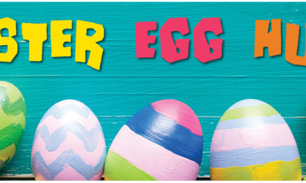 Easter Egg Hunt will be at Kent Station on Saturday, March 31