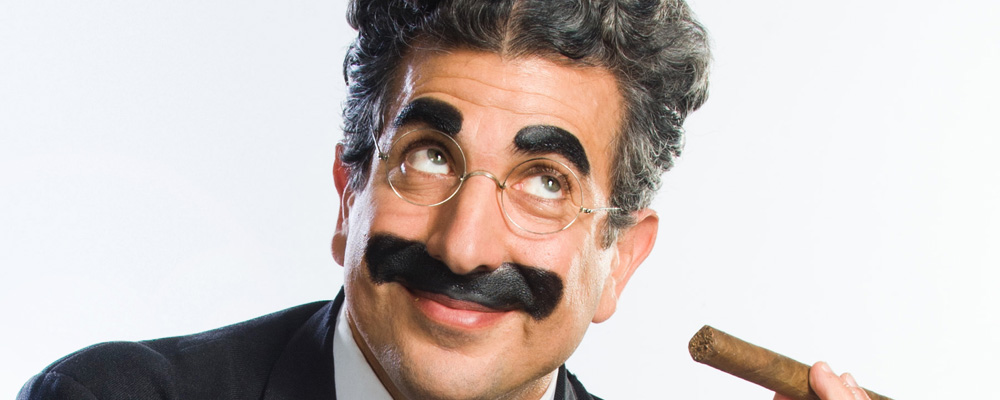 An Evening with Groucho – legendary comedian comes to life in Kent Mar. 23